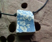 Chunky Beach Pottery Necklace
