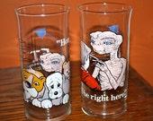 E.T. The Extraterrestrial Collectible 80s Nostalgia Memorabilia glasses Pizza Hut