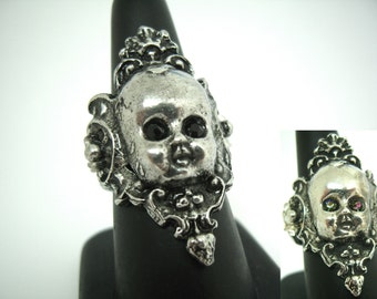 Victorian Baby Ring