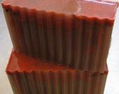 sandalwood-patchouli organic oils soap