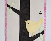 Personalized Bird Growth Chart - RESERVED