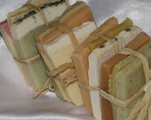 Natural Soap Gift Set (Exquisite 3 soap slice set) - PICK YOUR SCENTS