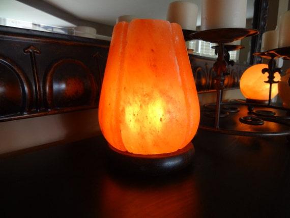LARGE Aromatherapy Himalayan Salt Lamp by LittleGreenEarthling