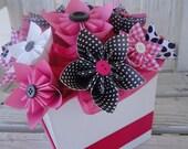 Paper Flower Centerpiece - Kusudama Origami - Made to Order