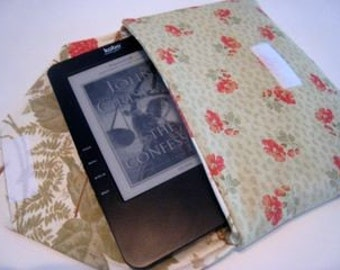 E Reader Sleeve Sewing Pattern Instant Download