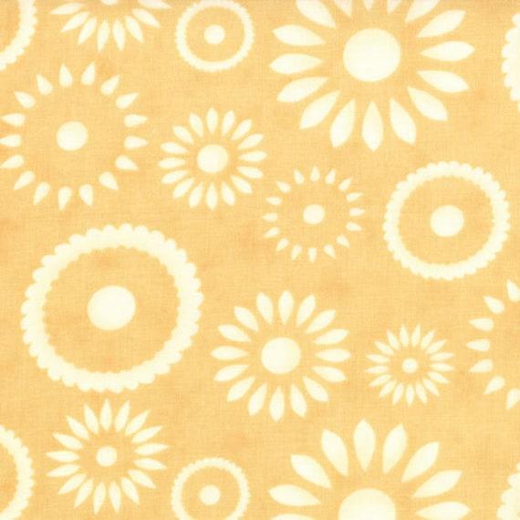 Moda Sweetwater Hometown  - Flower Shop  Bicycle Yellow 5461 24  - 1/2 yard  - 100% Cotton