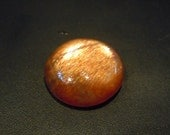 golden sun stone cabochon round very very sparkle amazing fire super top quality huge size approx-20x20 mm