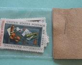 Vintage Stamps unused enough for one envelope