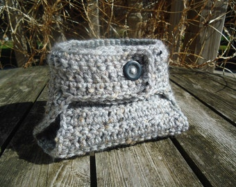 Crocheted Baby Diaper Cover......Preemie, Newborn to 3 Months, 3 to 6 Months....Great Photo Prop