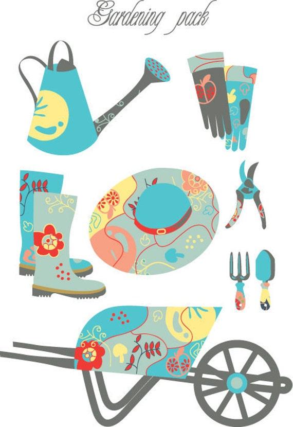 clipart garden tools - photo #21