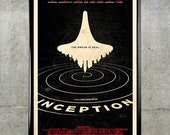 Inception 11x17 Movie Poster