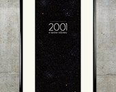 2001: A Space Odyssey 11x17 Movie Poster
