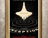 Inception 27x40 (Theatrical Size) Movie Poster