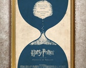 Harry Potter and the Prisoner of Azkaban 27x40 (Theatrical Size) Movie Poster