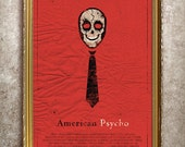 American Psycho 27x40 (Theatrical Size) Movie Poster