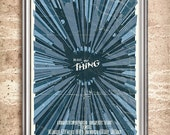 The Thing 24x36 Movie Poster 1