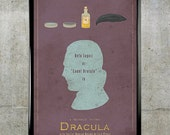 Dracula - Universal Monsters Series - 11x17 Movie Poster