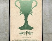Harry Potter and the Goblet of Fire 11x17 Movie Poster