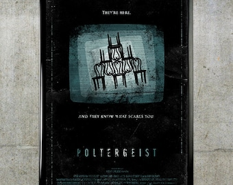 Poltergeist 11x17 Movie Poster