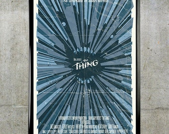 The Thing 11x17 Movie Poster 1