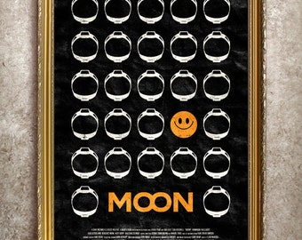 Moon 27x40 (Theatrical Size) Movie Poster