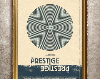 The Prestige 27x40 (Theatrical Size) Movie Poster