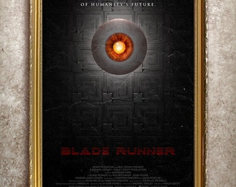 Blade Runner 27x40 (Theatrical Size) Movie Poster