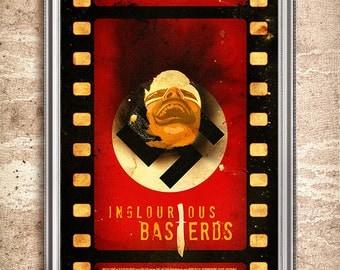 Inglourious Basterds 24x36 Movie Poster