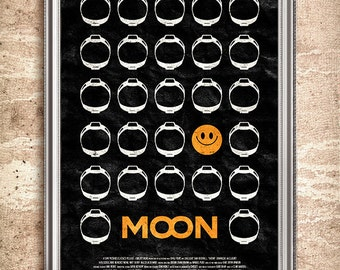 Moon 24x36 Movie Poster