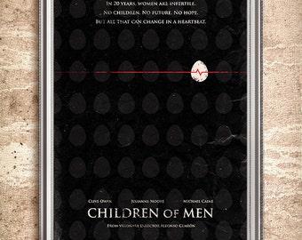 Children of Men 24x36 Movie Poster
