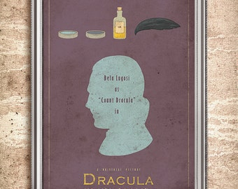 Dracula - Universal Monsters Series - 24x36 Movie Poster