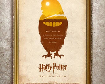 Harry Potter and the Philosopher's Stone 27x40 (Theatrical Size) Movie Poster