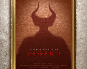 Legend (Theatrical Size) Movie Poster