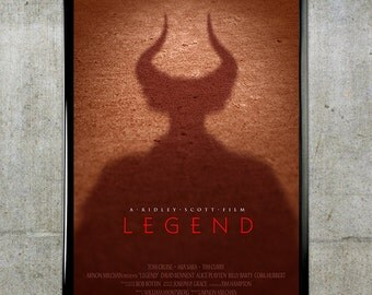 Legend 11x17 Movie Poster
