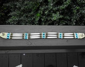 Native American Bone Hairpipe Choker