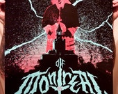 of Montreal - Screenprinted Poster