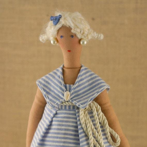 Tilda Cloth  doll Elza