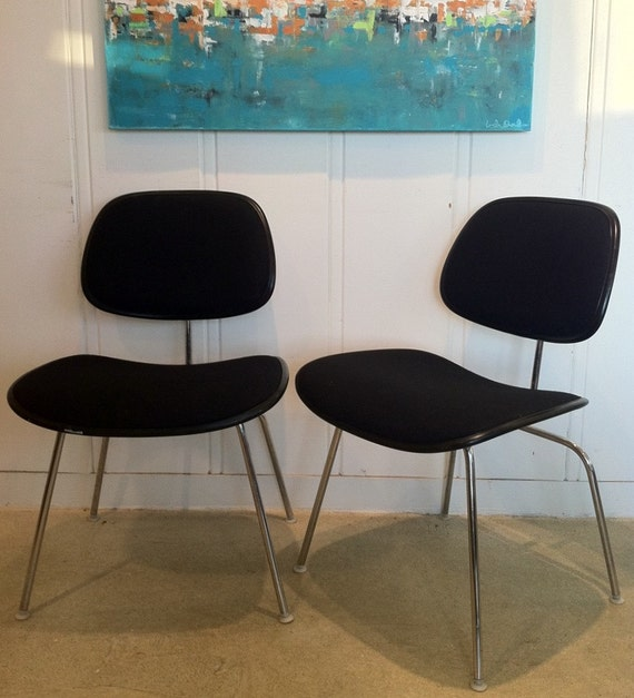 Reserved Pair of Herman Miller Chairs