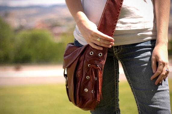 Messenger Bag Style Purse | Bags More