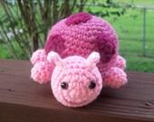THINK PINK Ladybug (Finished Doll) - Cute Valentine Gift Idea