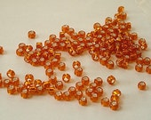 8/0 Matsuno Dk Gold Seed Beads