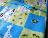Boy or girl Receiving blanket for baby extra Large