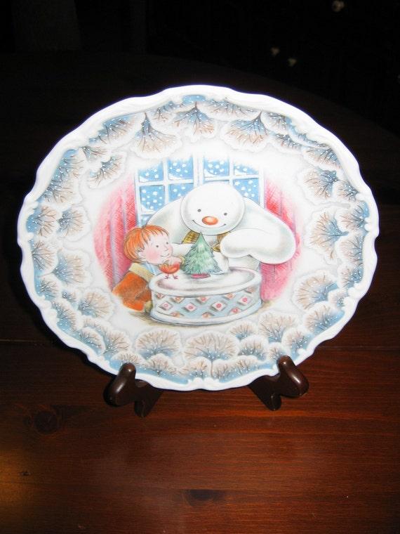 Royal Doulton The Snowman Collection Christmas
