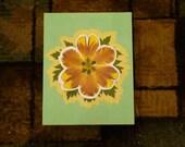 Tulip Box - Pressed Tulip