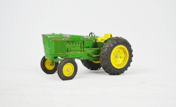 Vintage Ertl Die Cast John Deere Tractor (Reserved for Kari)