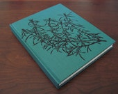 "Large Artist Journal/ Sketchbook approx 8"" x 10"""