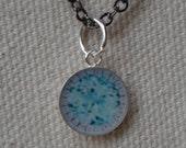 Petite pendant. free shipping.