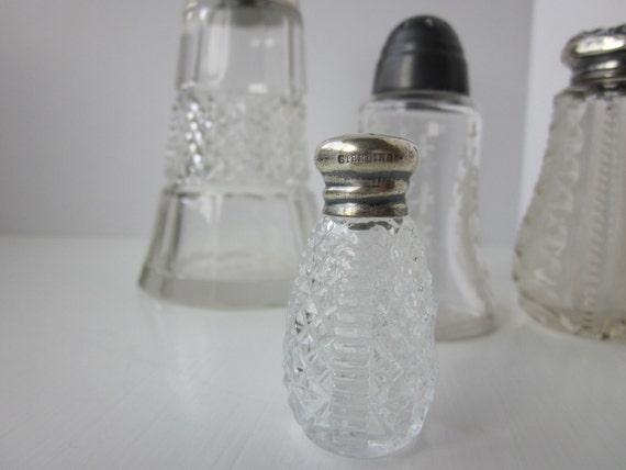 Tiny Salt Shaker