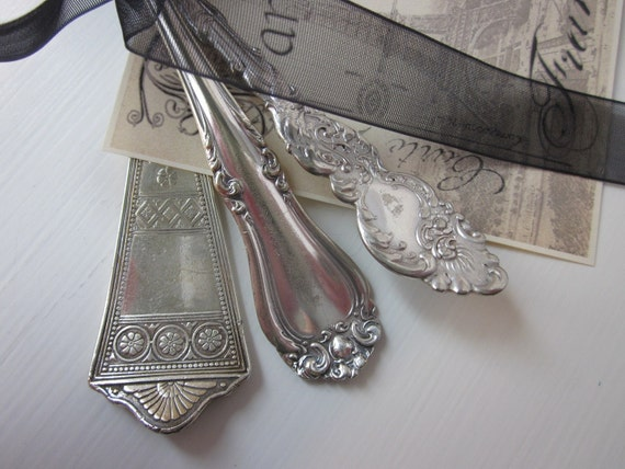 Antique Mixed Silver Plate