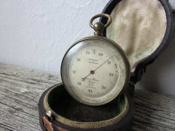 Antique Altimeter